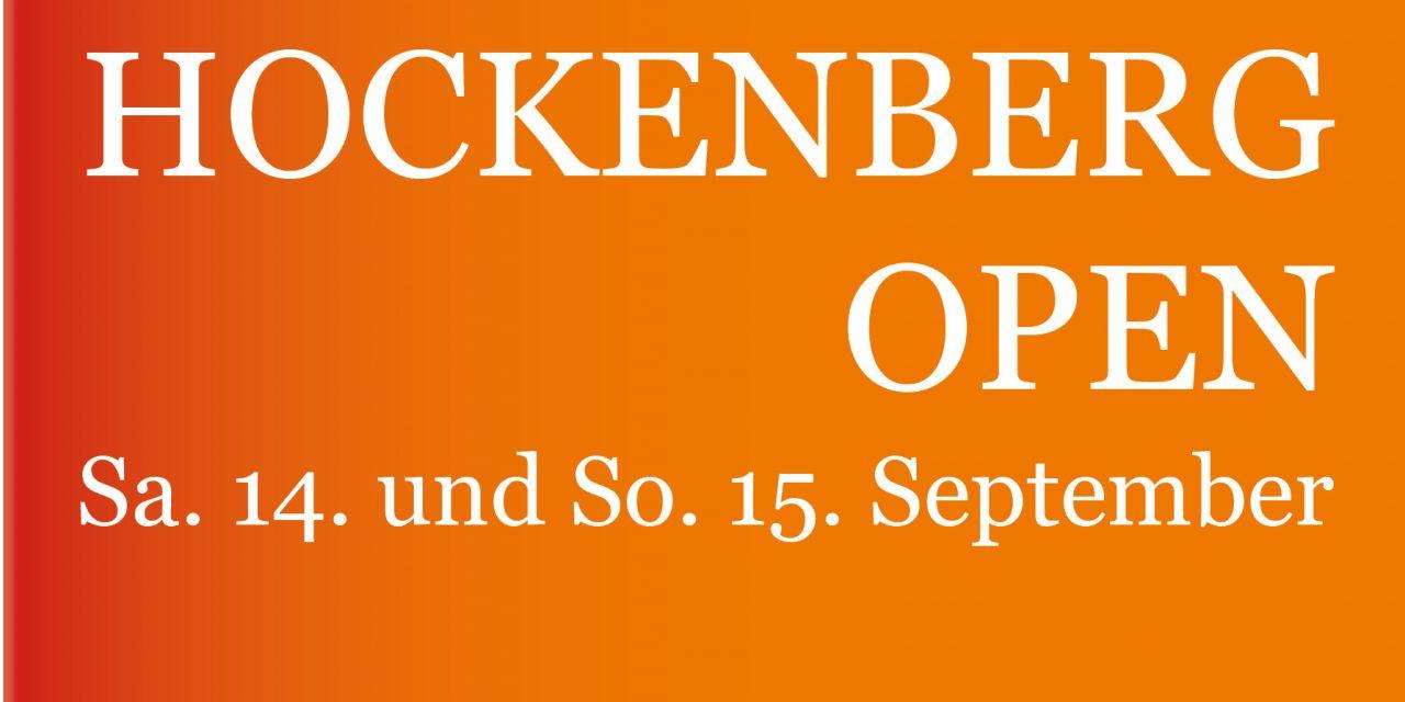 Hockenberg Open