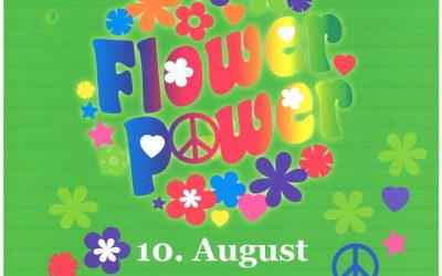 Flower-Power Sommerfest 2019